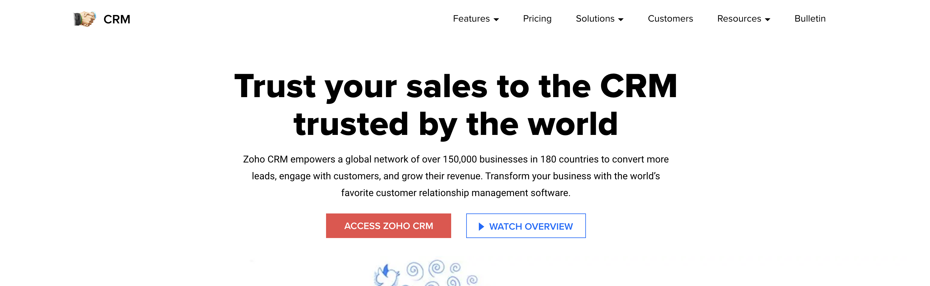 Review Zoho CRM: Online CRM to manage sales, marketing and support - appvizer