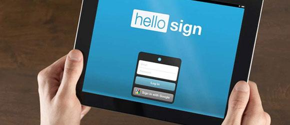 Review HelloSign: Electronic Signature Software - Appvizer