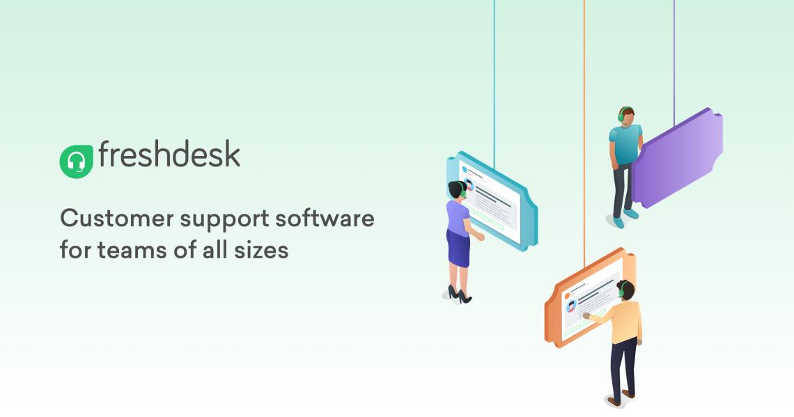 Review Freshdesk: Customer Engagement Software - appvizer