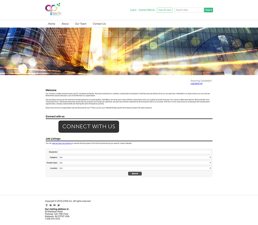 iCIMS Recruit-screenshot-0