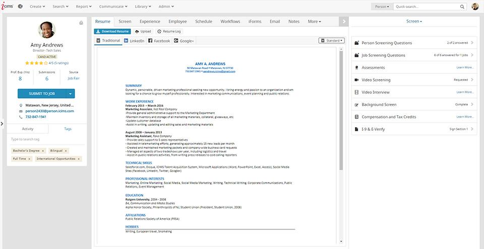 iCIMS Recruit-screenshot-1
