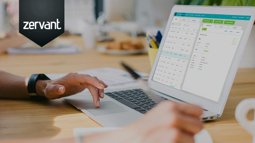 Review Zervant: Free invoicing for small businesses - appvizer
