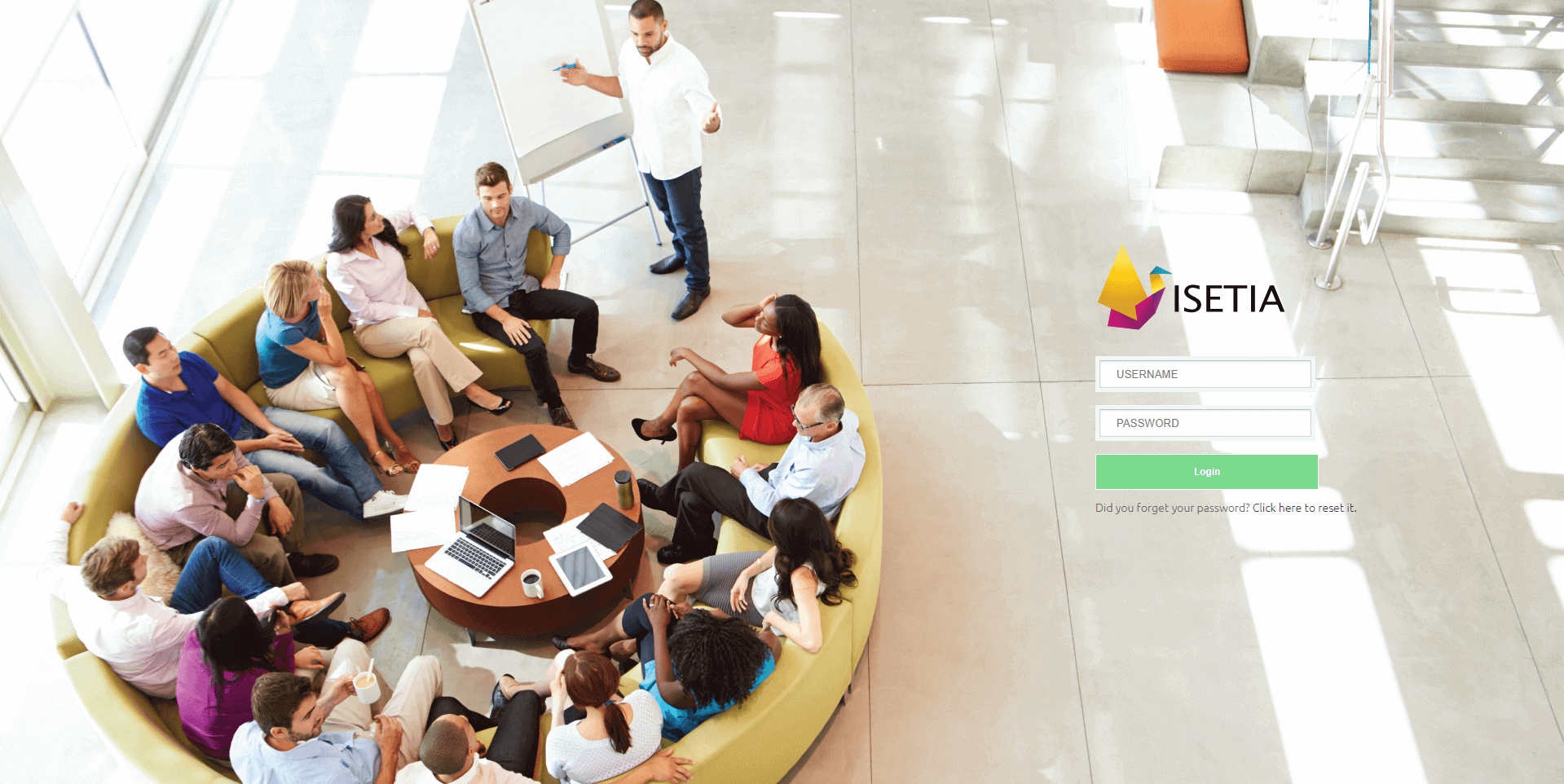 Review ISETIA: Project Management Software - appvizer