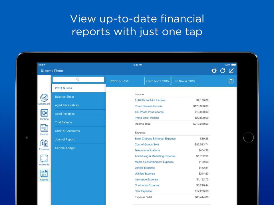 Kashoo Online Accounting-screenshot-4