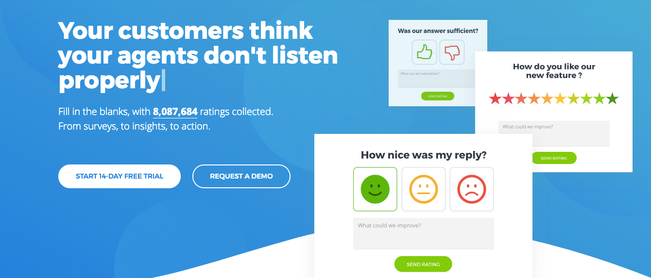 Review Nicereply: Customer Satisfaction Software - Appvizer