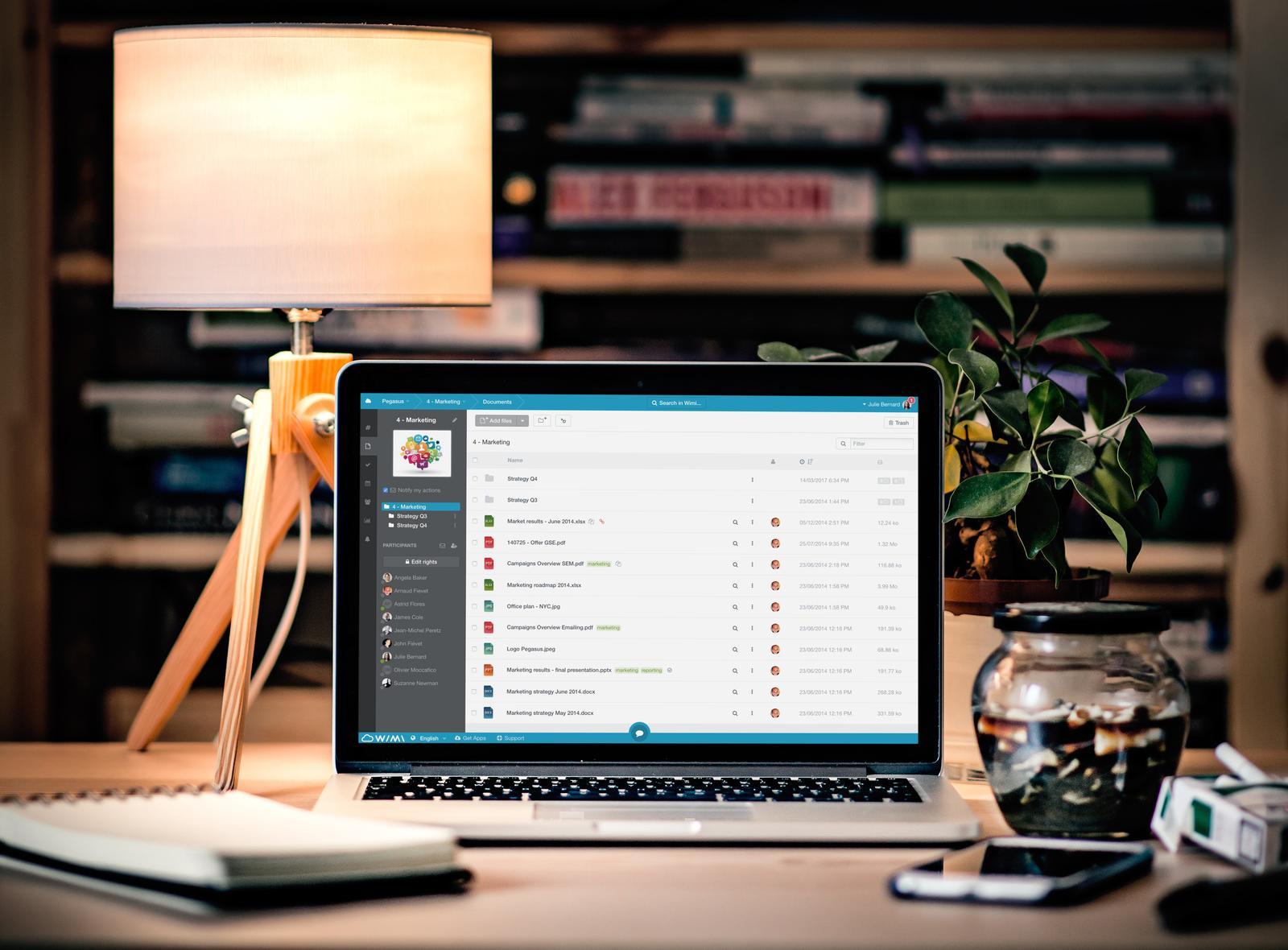 Review Wimi: Project Management & Teamwork App - appvizer