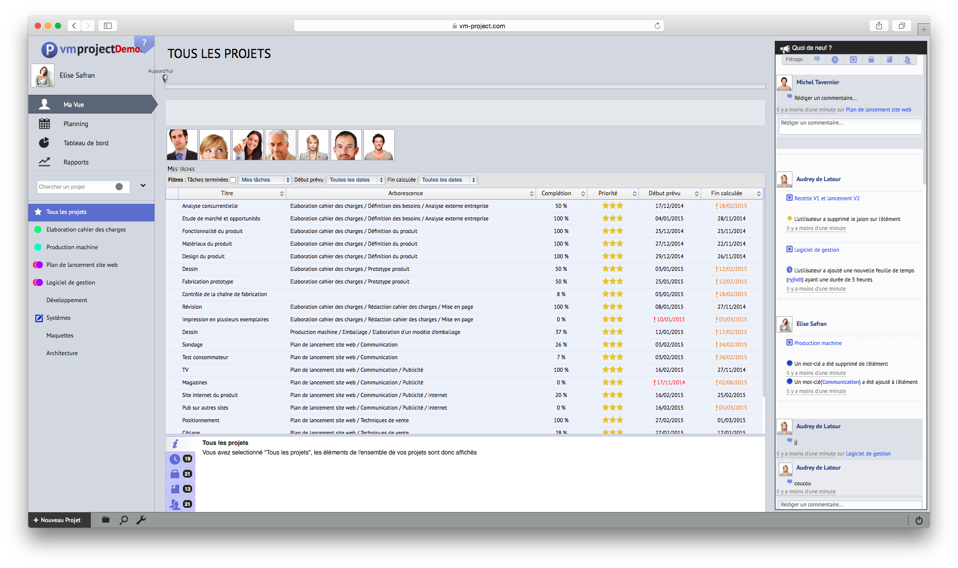 VMproject: Ticket Management, Strict control of access to servers, Checking presence