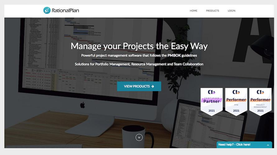 Review RationalPlan: Project and Portfolio Management the Easy Way - appvizer