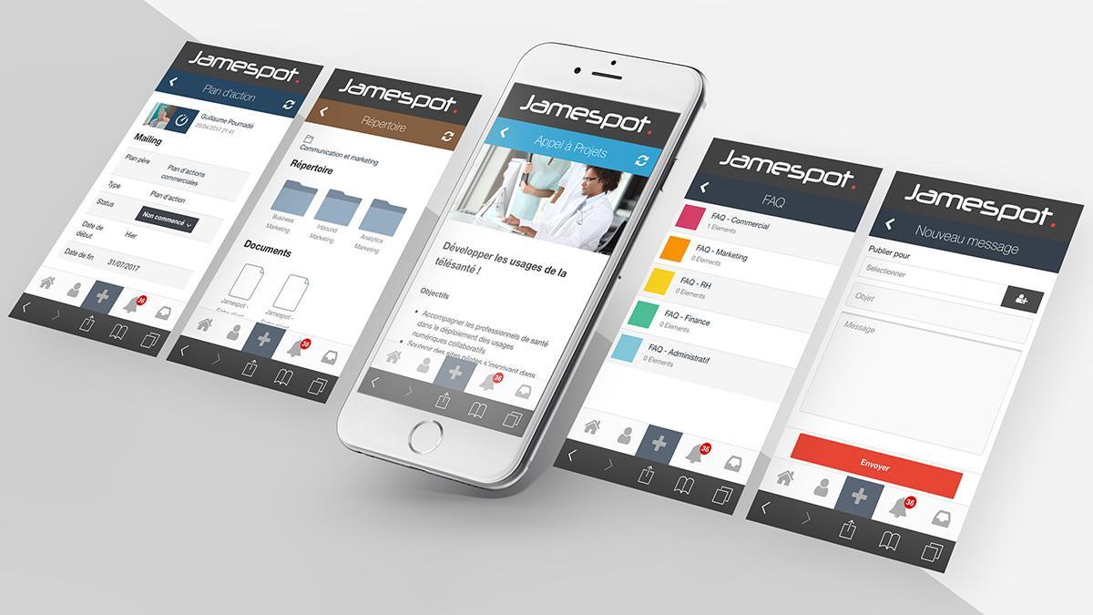 Review Jamespot: Innovative Technical Support - Appvizer