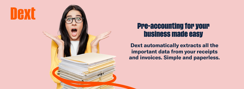 Review Dext: Manage your supplier invoices in one click - Appvizer