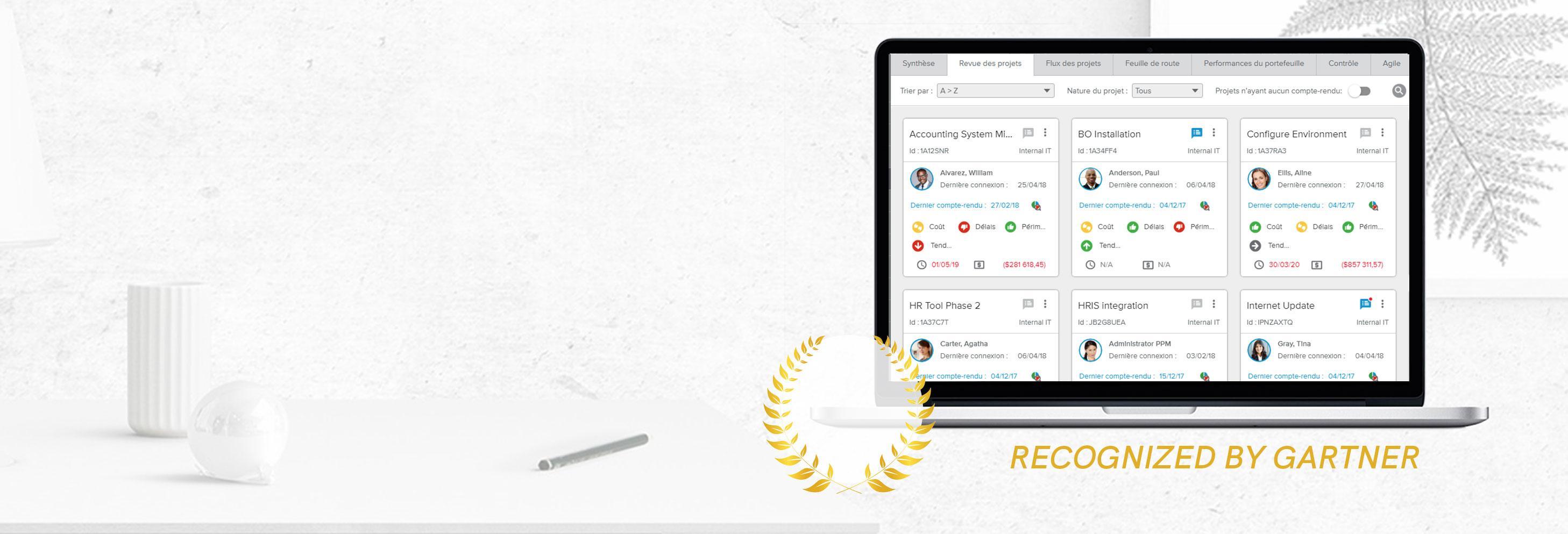 Review Sciforma: Project portfolio management - appvizer