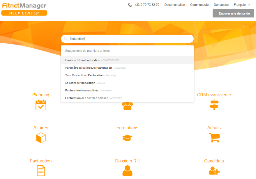 Review Fitnet Manager: The ERP Designed for Consulting and Services Companies - appvizer