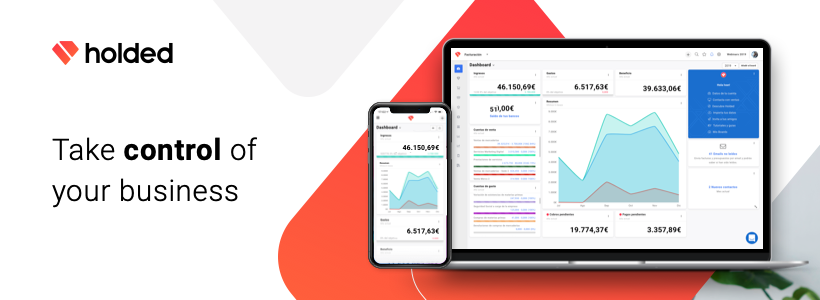 Review Holded: Smart invoicing for businesses - Appvizer