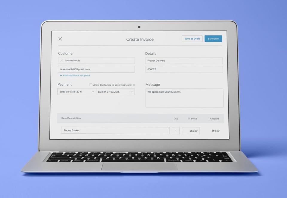 Invoices Square-screenshot-0