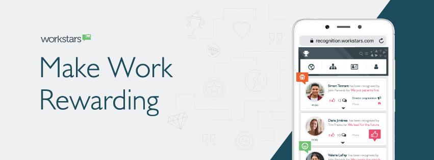 Review Workstars: Integrated social employee recognition & reward platform - Appvizer
