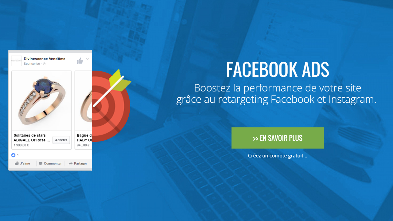 AZA Facebook Ads: Boost the performance of your website retargeting through Facebook and Instagram