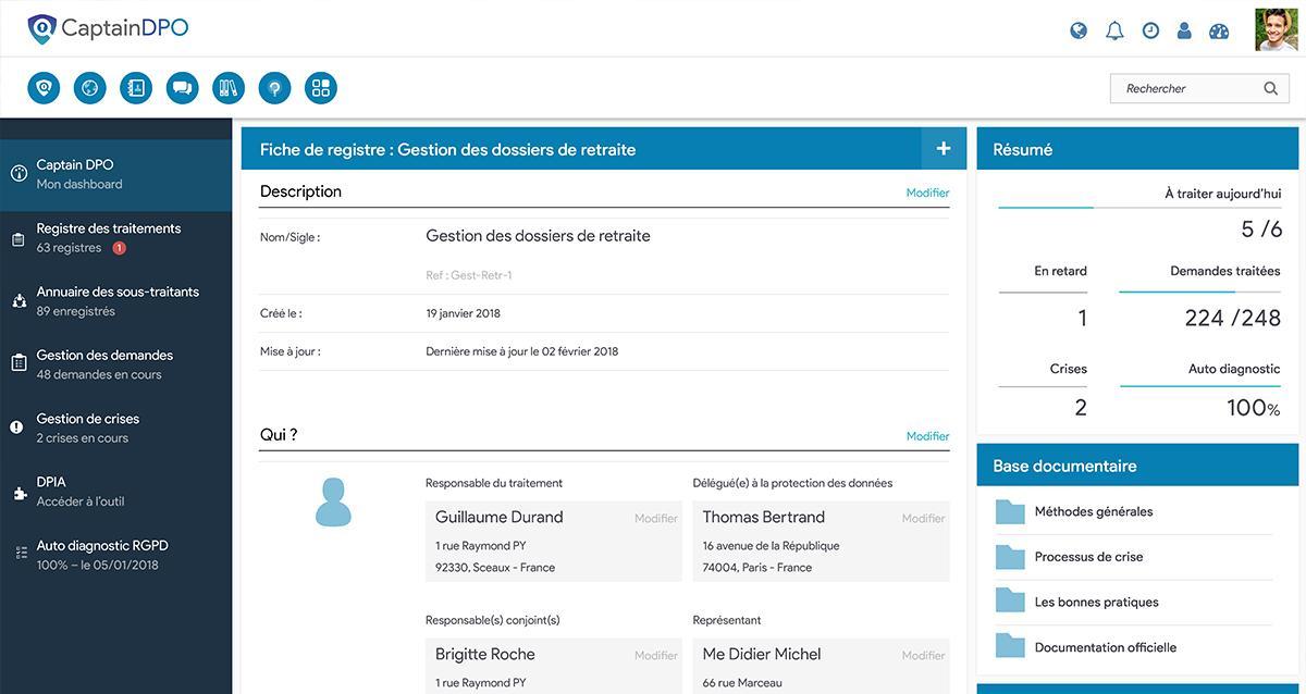 Treatment Registry