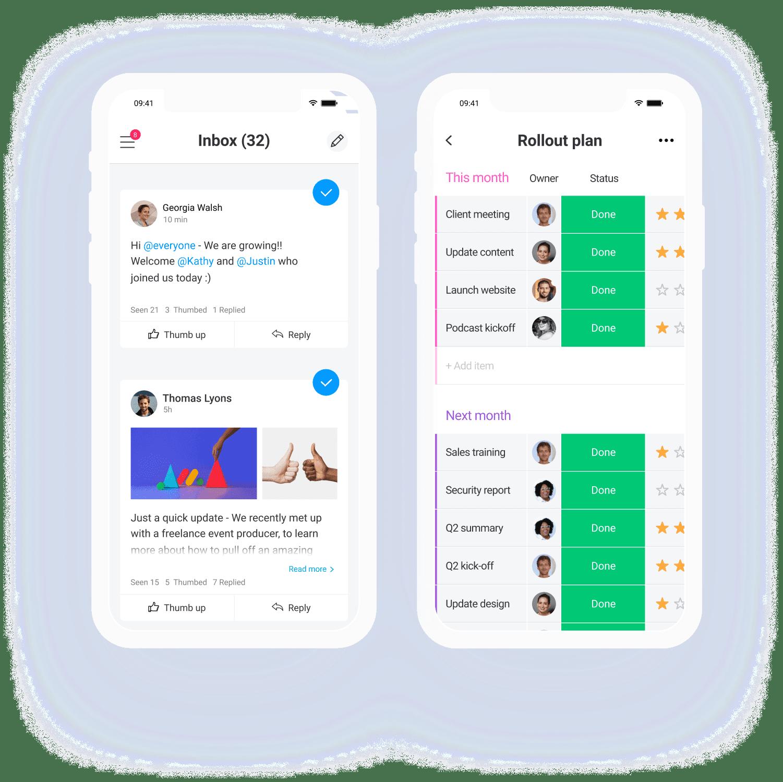 monday.com-Mobile App