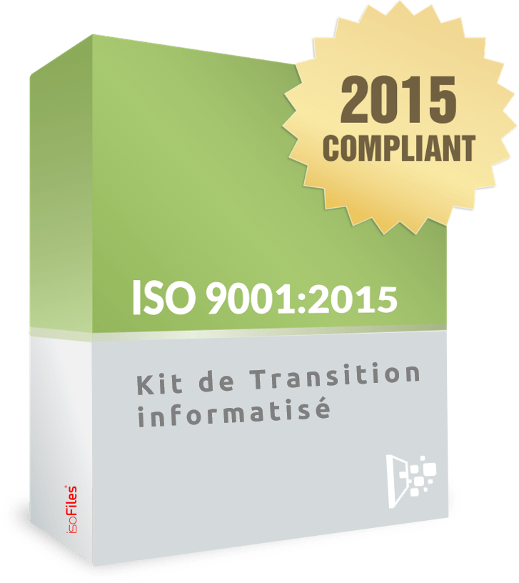 Transition Kit ISO9001: 2015