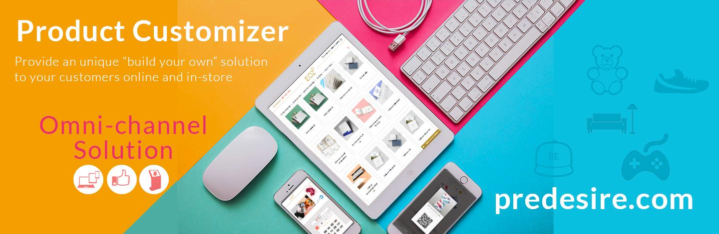 Review Predesire configurateur: PREDESIRE Product customization tool - appvizer