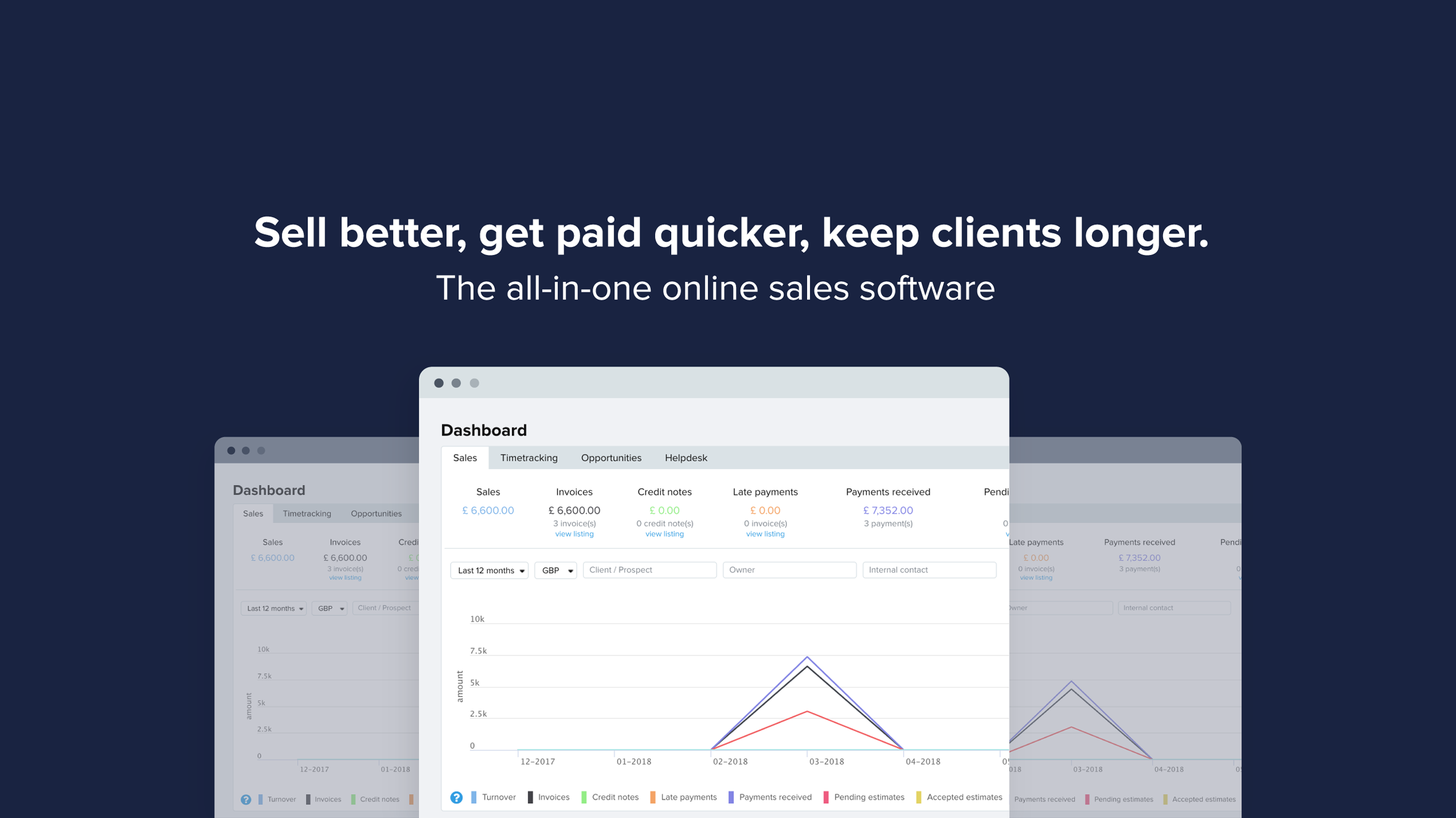 Review Sellsy: The All-In-One CRM and Invoicing Solution - appvizer