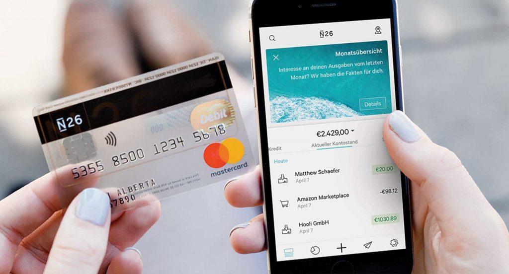 Review N26: A mobile Bank to manage your account on-the-go - appvizer