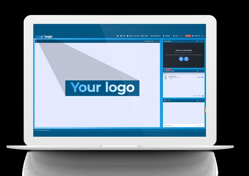 LiveWebinar branding