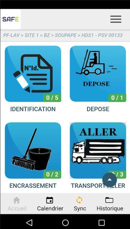 Safenergy Technical Inspection App