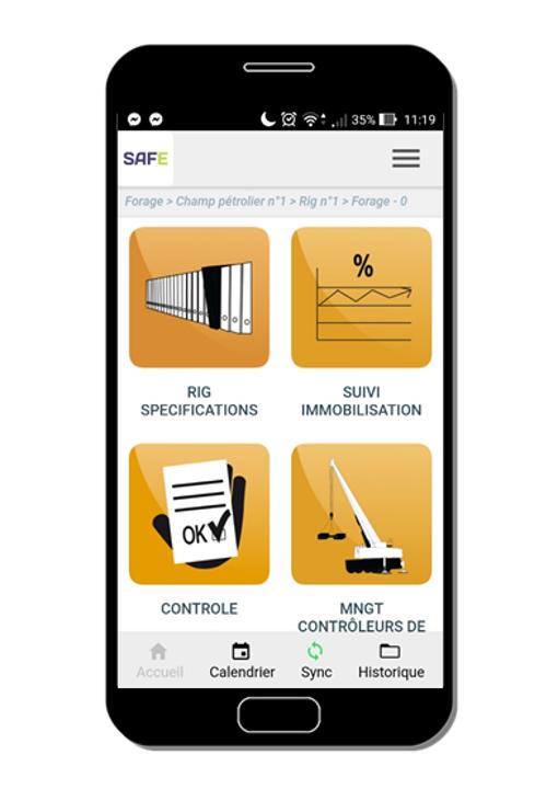 Safenergy Drilling App2