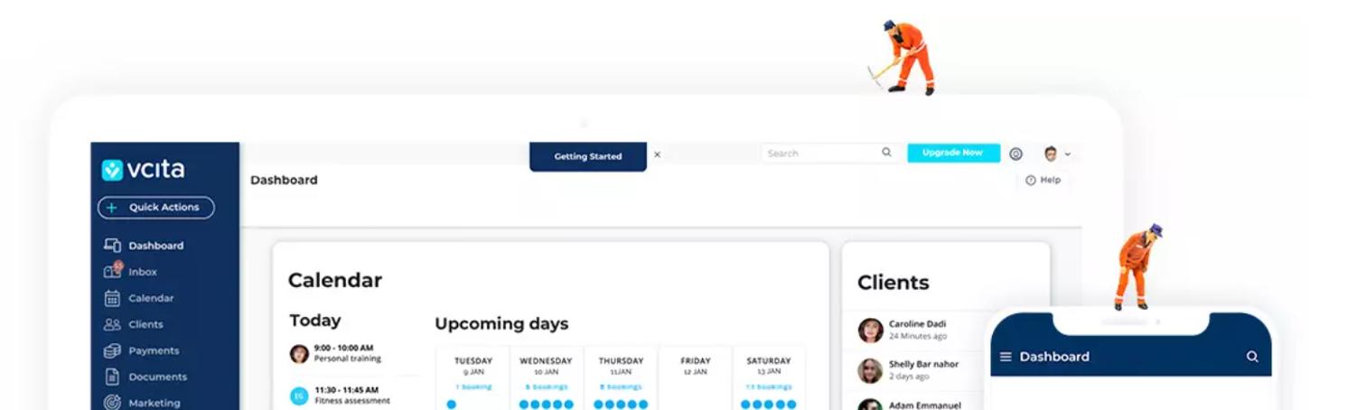 Review Vcita: All Your Small Business Needs - appvizer