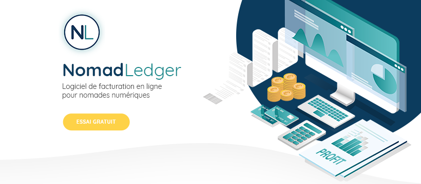 Review NomadLedger: The invoicing software for digital nomads - appvizer
