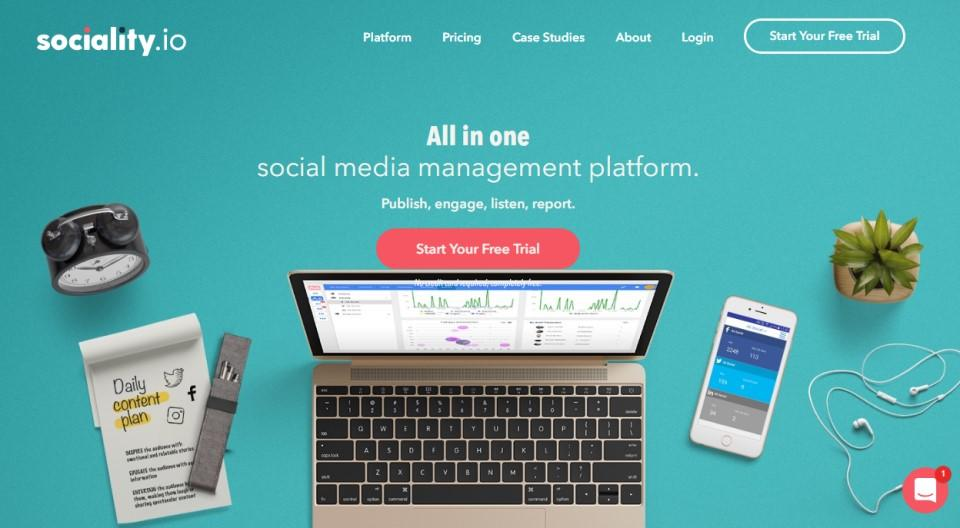 Review Sociality.io: All in one social media management platform - appvizer