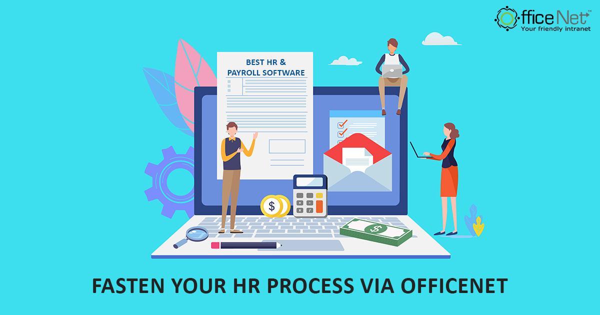 Officenet-Best HR and Payroll Software