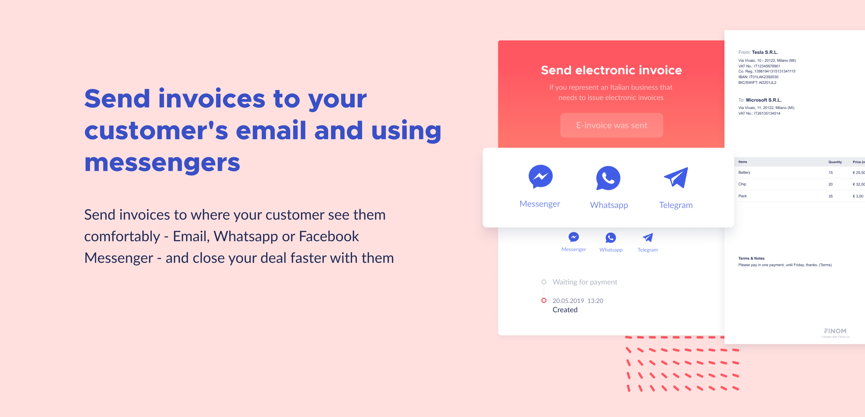 Review Finom: Simple e-invoicing, create invoices for free - appvizer