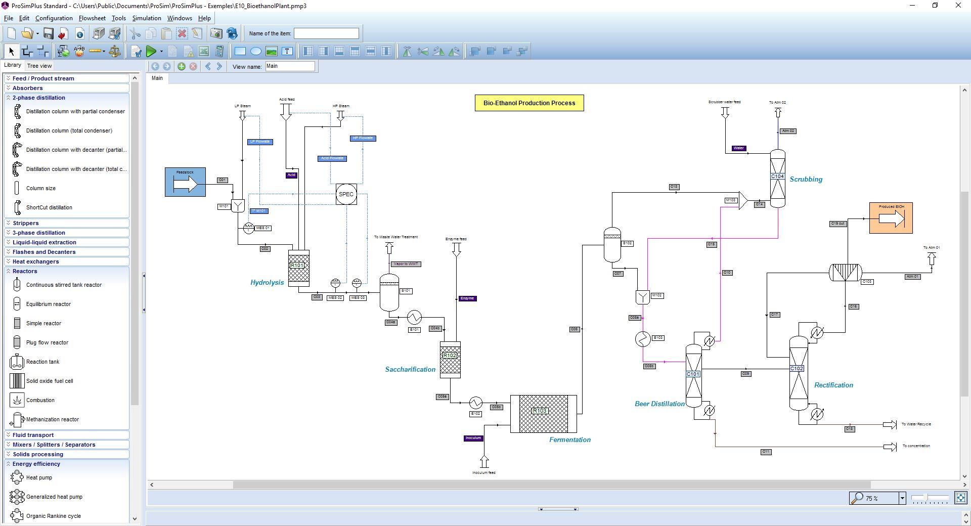 Review ProSimPlus: Steady-state simulation and optimization of processes - appvizer