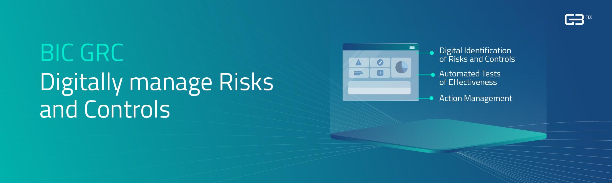 Review BIC GRC: GRC software for responsible risk management - appvizer