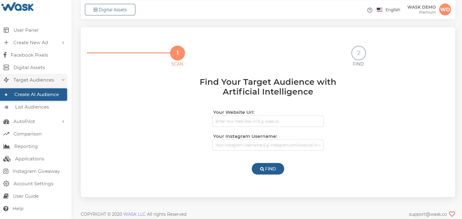 Smart Target Audience