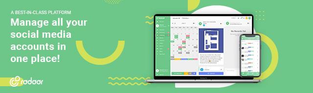 Review RADAAR: A Best-In-Class Social Media Management Platform - Appvizer
