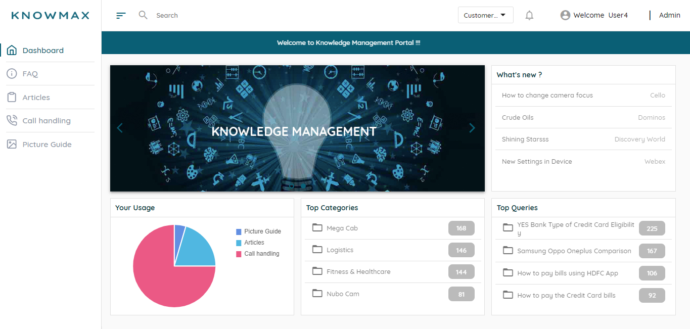 Review Knowmax: Knowledge Management System - appvizer