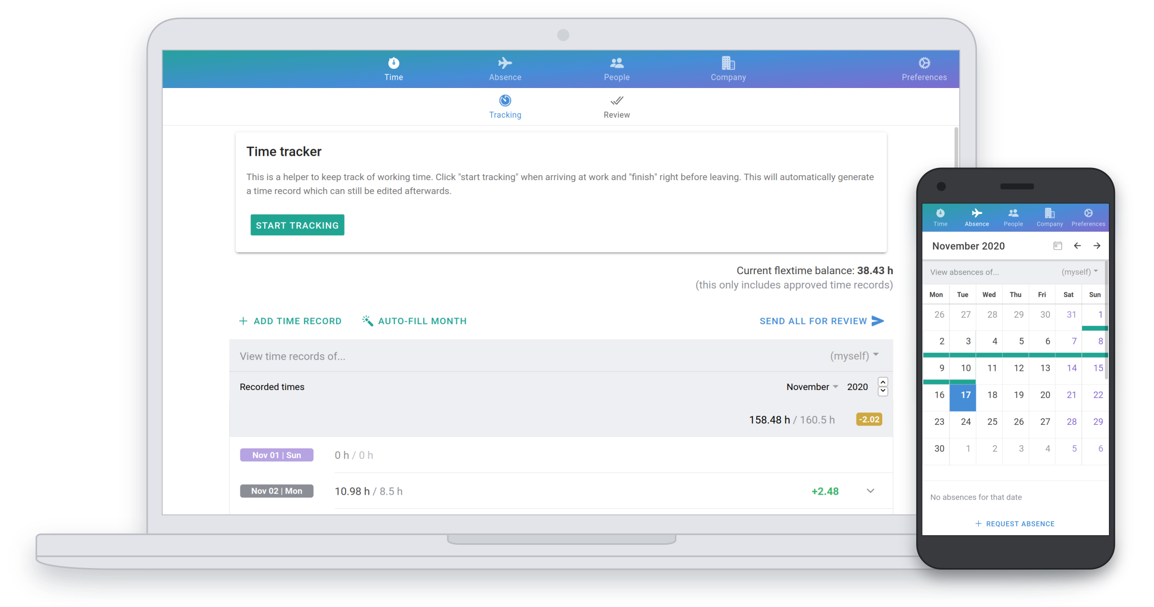 Review Evox: Next generation enterprise HR software provider - Appvizer