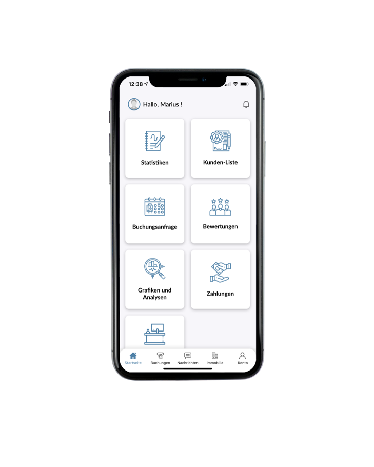 Overview - Mobile App