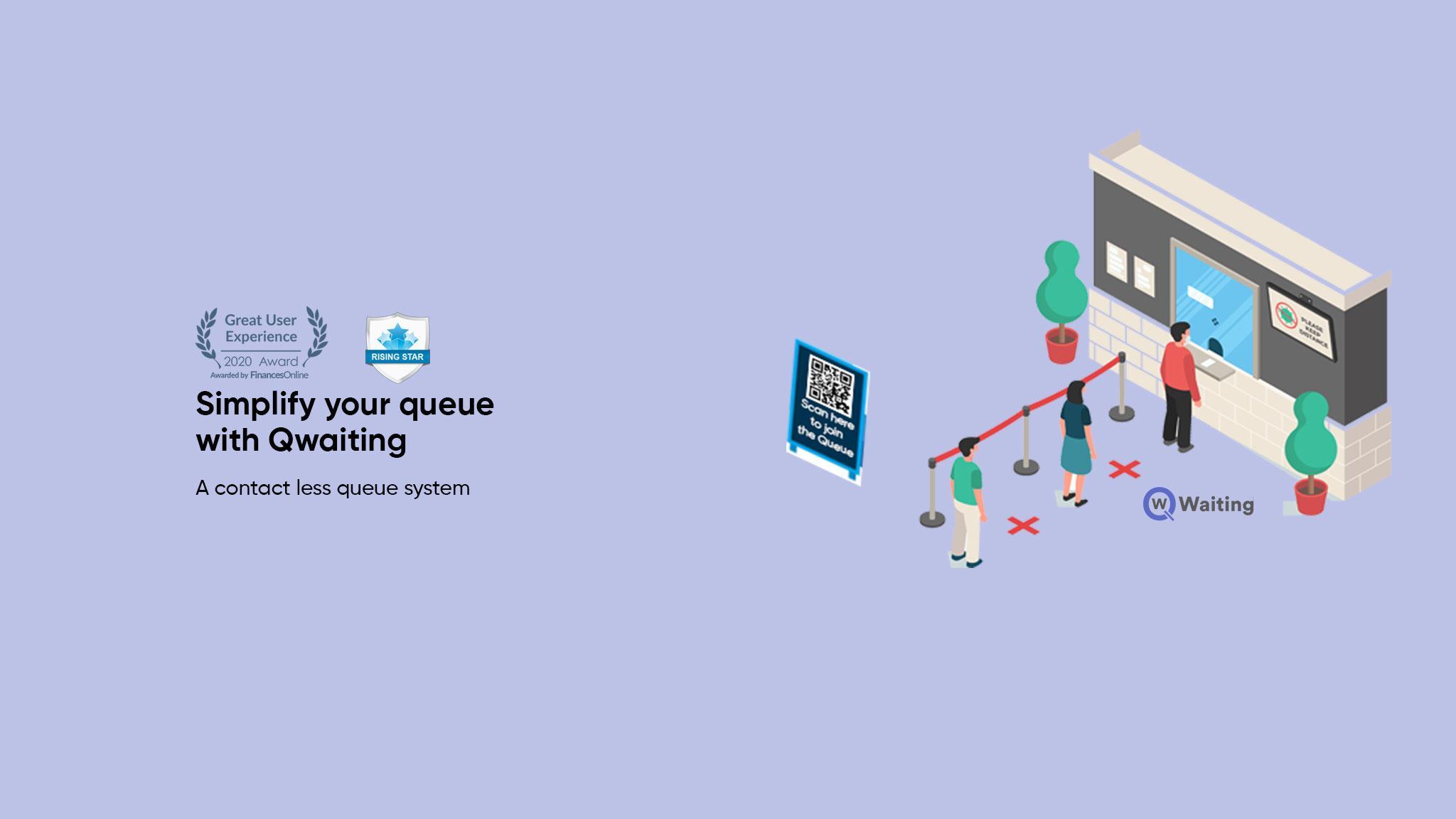 Review Qwaiting: Queue Management Software - appvizer