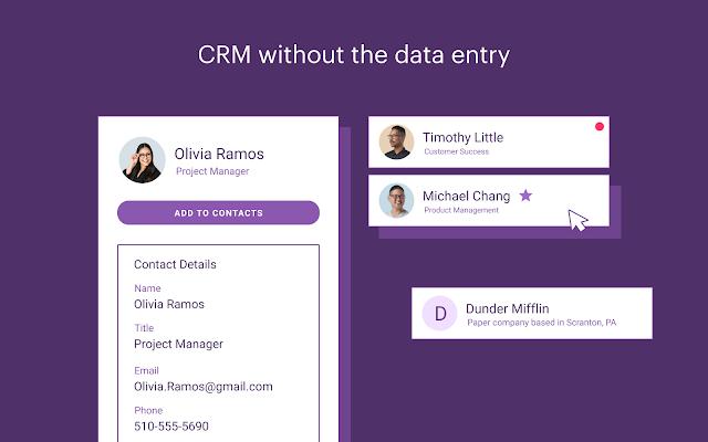 Copper CRM-Copper CRM Data Entry