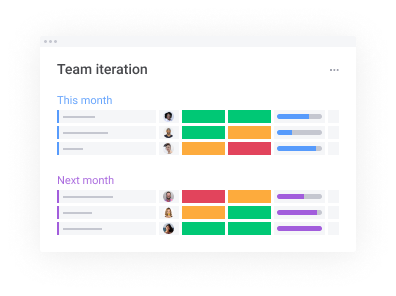 Monday.com HR-Tiny board_project management