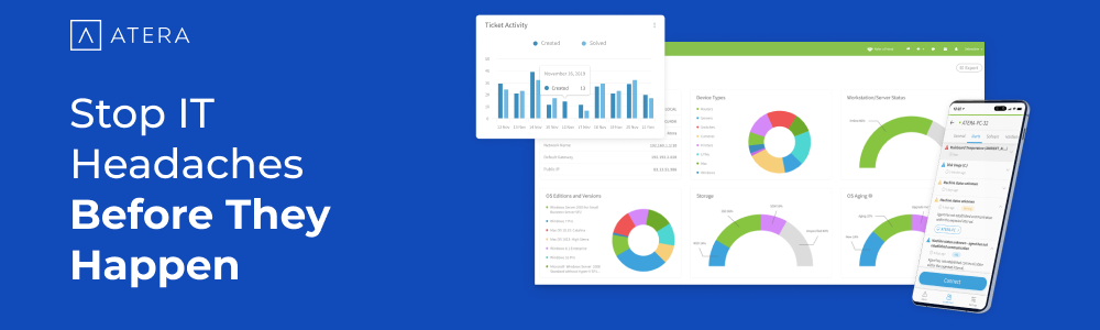 Review Atera: Managed Service Providers (MSP) Software - appvizer