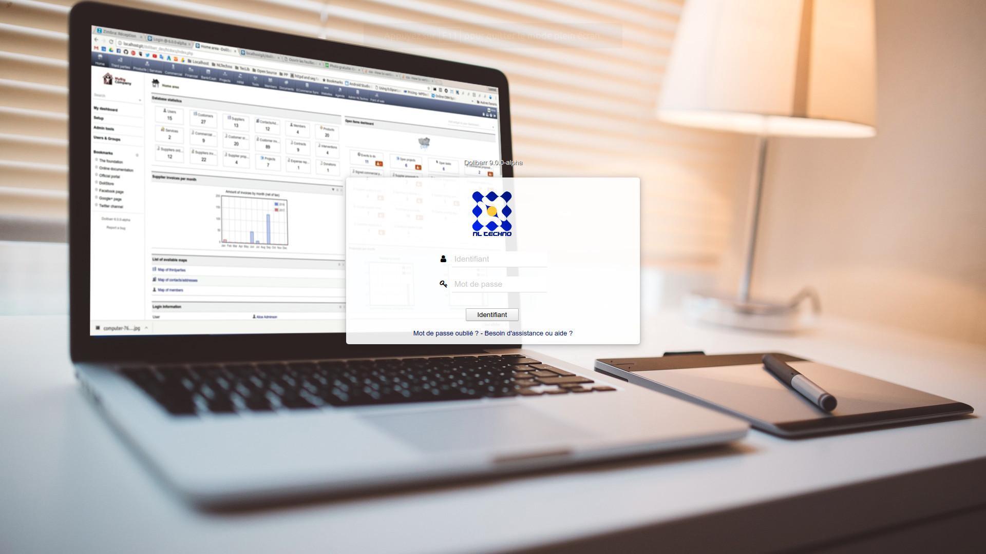 Review Dolibarr ERP CRM: ERP & CRM Simple Business Management Software - appvizer