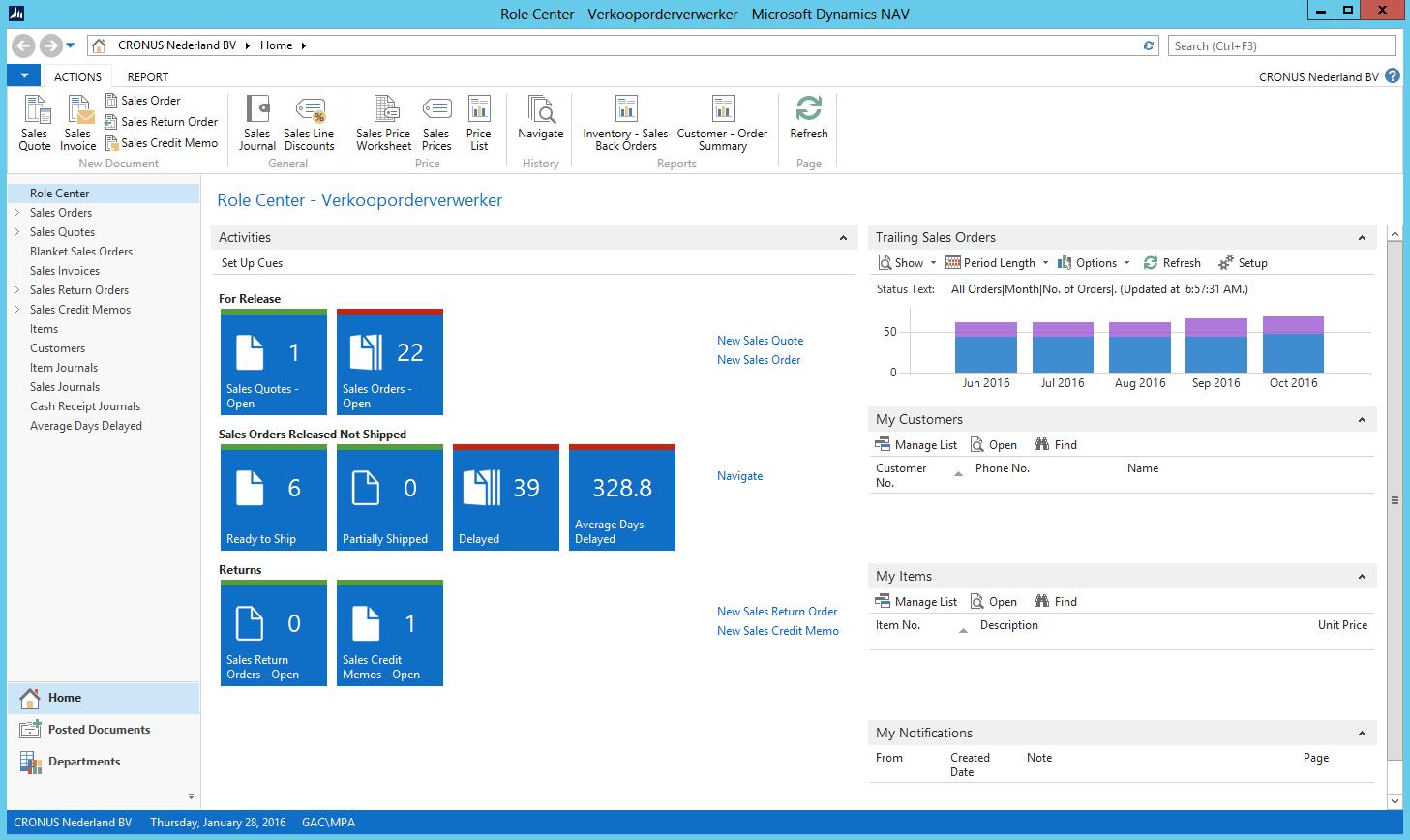 Microsoft Dynamics NAV: Auditing & Certification (SAS 70, ISO 27001/2, TRUSTe), Extranet, Intranet & Community