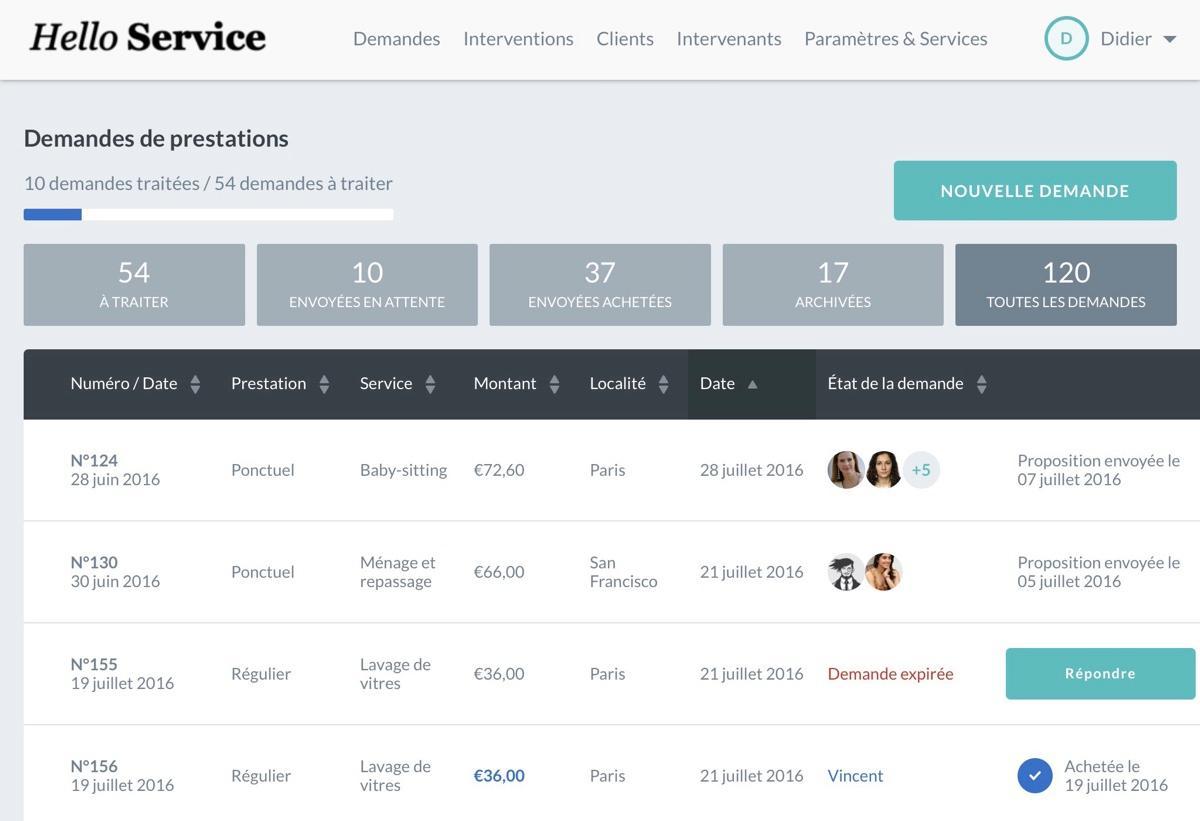 Ogust Marketplace: Application for Benefits