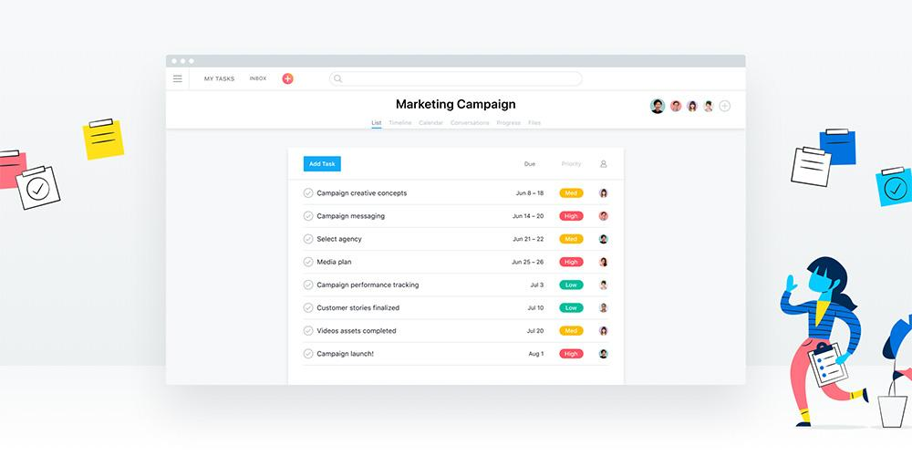 Review Asana: Project, task, and work management software - Appvizer