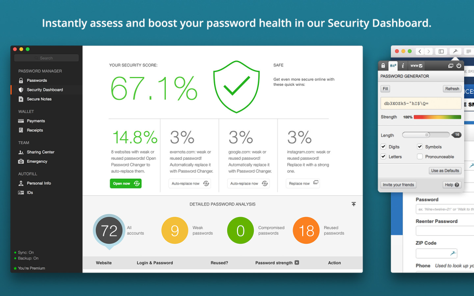Dashlane for Business-screenshot-3